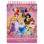 DIsney Princess Activity Book set