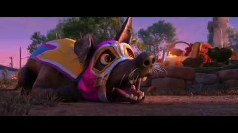 Disney•Pixar Viva - A Vida é uma Festa apresenta O Almoço de Dante – Um Conto Curto