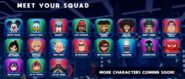 Disney Epic Quest Roster