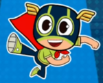 Disney XD Hero Trip - Super Chico