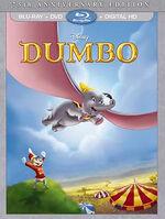 Dumbo 75th Anniversary Blu-ray