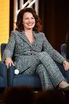 Fran Drescher Winter TCA Tour20