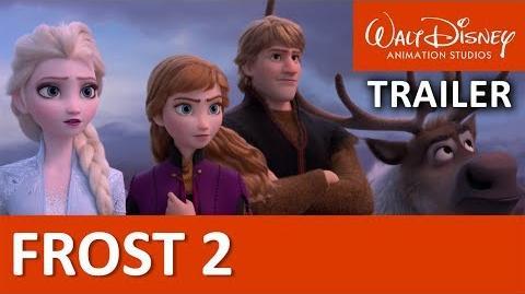 Frost 2 Teaser Trailer - Disney Danmark