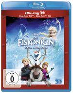 Frozen 2014 Germany 3D Blu-Ray