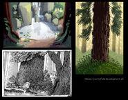 Gravity Falls Concept Art 5