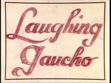 Laughing Gauchito Title Card