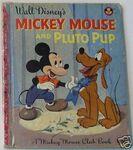Mickey pluto mmc book