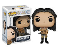 Once Upon a Time Snow White Pop Vinyl