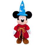 Sorcerer Mickey Mouse Plush - Medium