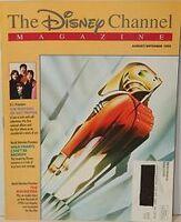 TheDisneyChannelMagazineAugustSeptember1992