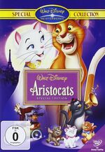 The Aristocats 2008 Germany DVD