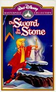 The sword in the stone masterpiece