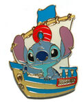 Tokyo DisneySea - Game Prize Stitch Sailing