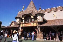 Tokyo Disneyland Pinocchio