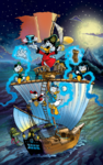 UncleScrooge issue 406 regular cover