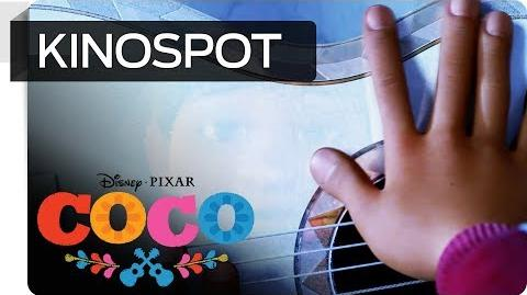COCO - Lebendiger als das Leben Der magische Klang Disney•Pixar HD