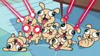 Cachorros láser
