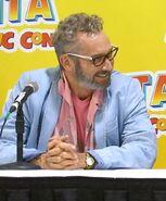 Cam Clarke Atlanta Comic Con19