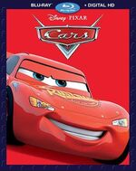 Cars Bluray Rerelease