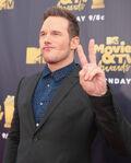 Chris Pratt MTV Movie Awards