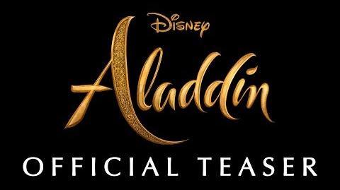Disney's Aladdin Teaser Trailer - 2019