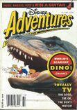 Disney adventures magazine cover october 1994 dino