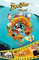 DuckTales Woo-oo - Cinestory Comic