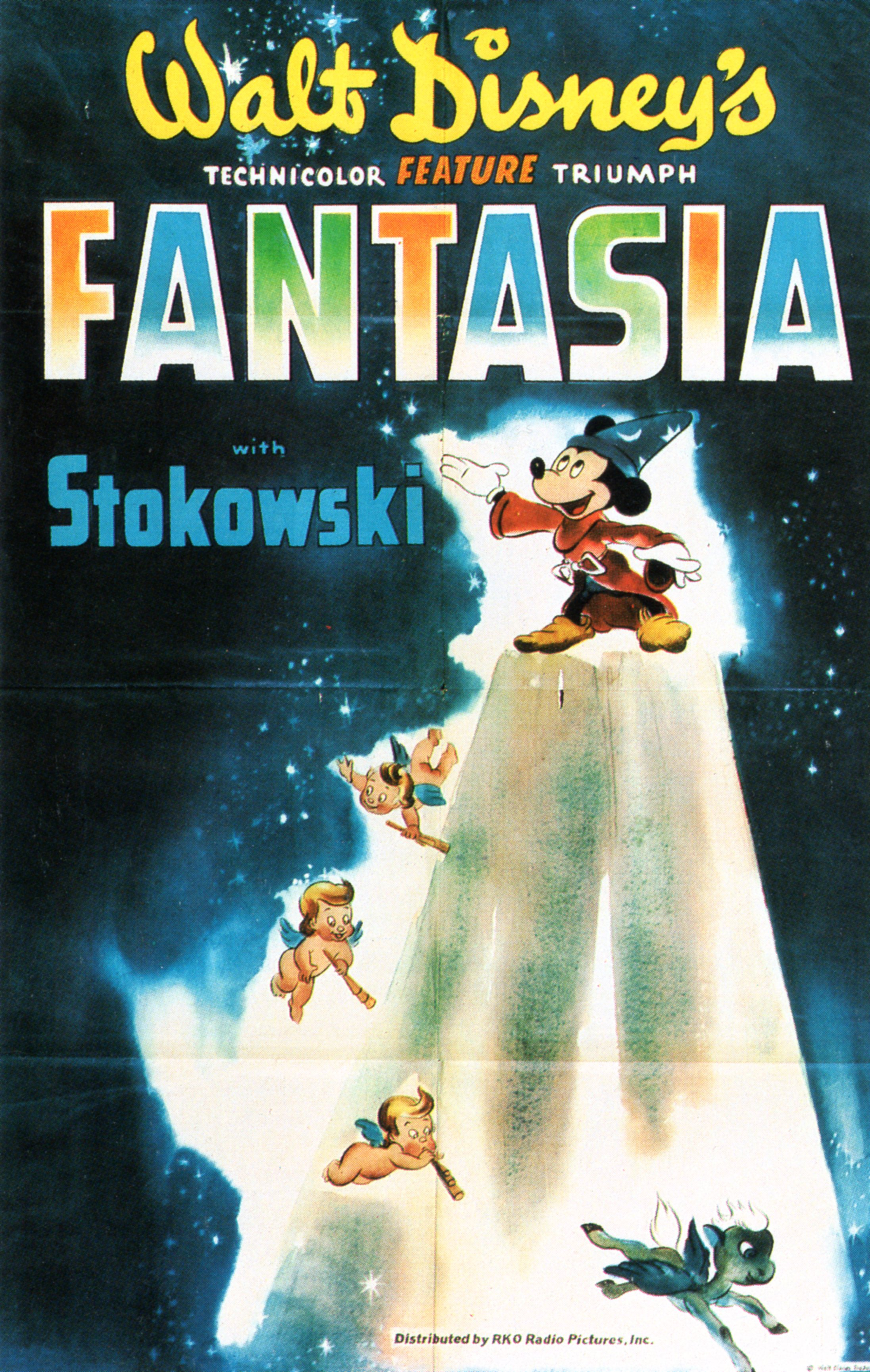 Fantasia Disney Wiki Fandom Powered By Wikia Circuit Board 19771982 Gauge Cluster Printed From Mid America