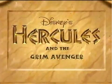 Hercules and the Grim Avenger