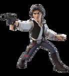 Han Solo Disney INFINITY