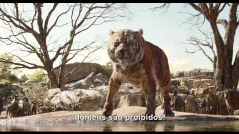 Mogli - O Menino Lobo - Bastidores - 14 de abril nos cinemas
