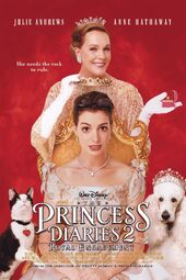 Movie the princess diaries 2
