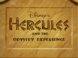 Hercules and the Odyssey Experience