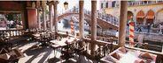 Risorante di Canaletto seating