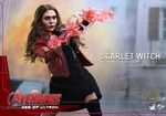 Scarlet Witch Hot Toys 08