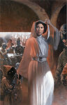 Star Wars Princess Leia Vol 1 3 Mile High Comics Variant
