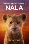 The Lion King (2019) - Young Nala