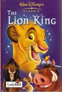 The Lion King (Ladybird Classic)