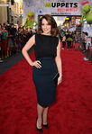 Tina Fey Muppets Most Wanted premiere
