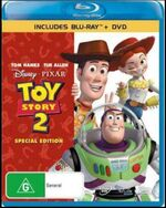 Toy Story 2 2010 AUS Blu Ray