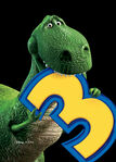 Toy Story 3 Character Poster Dateless 03