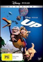 Up 2011 AUS DVD