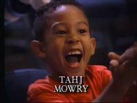 Tahj Mowry
