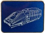 WDI - Star Tours Blueprints - Starspeeder 1000