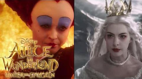 ALICE IM WUNDERLAND Hinter den Spiegeln - Schwestern - Ab 26. Mai im Kino Disney HD