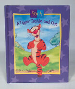 A tigger inside and out