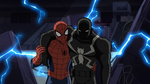 Agent Venom and Spider-Man USM 09