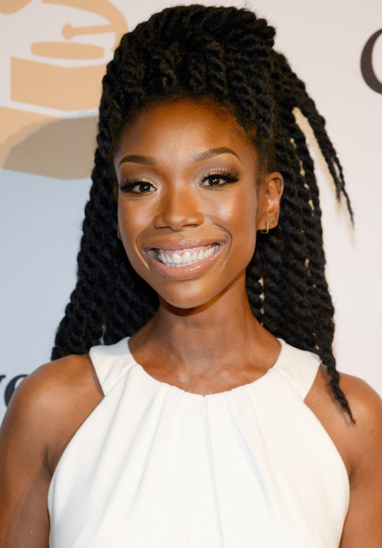 Brandy Norwood the game