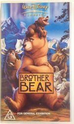 Brother Bear 2004 AUS VHS