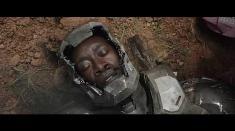Capitão América Guerra Civil (Dublado) - Trailer